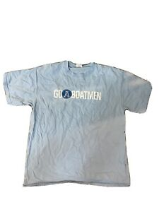 CFL-Toronto-Argos-Argonauts-T-Shirt-Large-Men-s-Boatmen-Baby-Blue