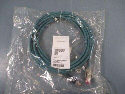 Sick VS-M12MSD-RJ45-931/5,0 SKR Ethernet Cable - New