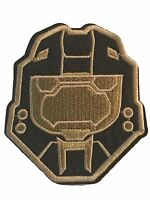 Halo 5 Bungie Master Chief Helmet 3.5  Premier Quality Embroidered Patch