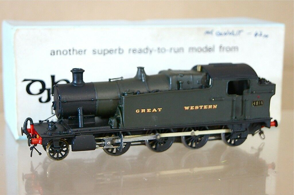 DJH MODELS KIT BUILT GW GWR GREEN 2-8-0 CLASS 42XX TANK LOCO 4215 MINT BOXED nb