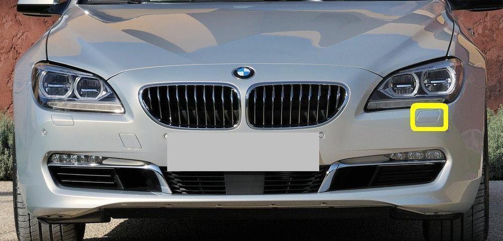 Neu Original  BMW 6er Serie F12 F13 F06 Vorne Stoßstange n   S LINKS  brand outlet