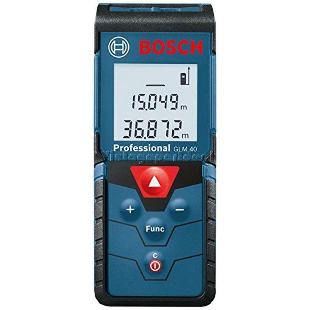 Bosch GLM 40 Laser Distance Measurer with lowest price