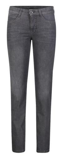 MAC Damen Jeans Angela 5240 Winter Dark Grey D926