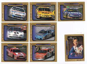 2000-Upper-Deck-MVP-GOLD-SCRIPT-51-Elliott-Sadler-039-s-Car-BV-2-50-077-125