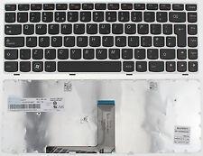 LENOVO G480 G480A G485 G485A Z380 Z480 LAPTOP KEYBOARD UK LAYOUT WHITE FRAME F51