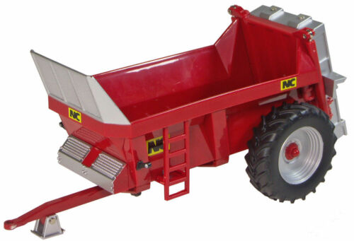 NC Rear Discharge Manure Spreader 132