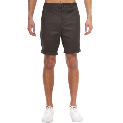 Iriedaily Love City Shorts Herren Streetwear Black Anthra NEU