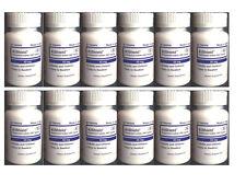 Potassium Iodide Tablets Anti-Radiation 12X bottles of 30 tabs 65mg Exp 2022]