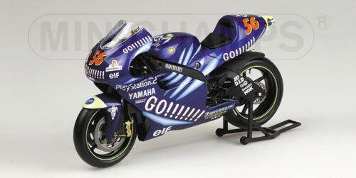 Minichamps Gauloises Tech3 Yamaha YZR500 2002 1 12 Shinya Nakano Nakano Nakano (JAP) 069a71