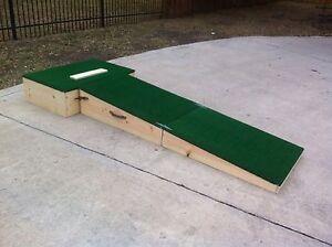10 Portable Pitching Mound High School Ebay