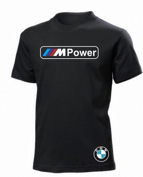 BMW shirt M Power M3 M5 M7  t-shirt motorsport S-XXL