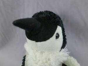 KOOKEYS PENGUIN 10 VOX ENTERTAINMENTS BABY PENGUIN GRAY BLACK WHITE PLUSH SOFT