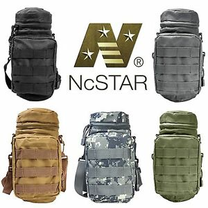 NcSTAR-VISM-Modular-Hydration-H2O-Water-Bottle-Utility-MOLLE-Pouch-CVWBC2948