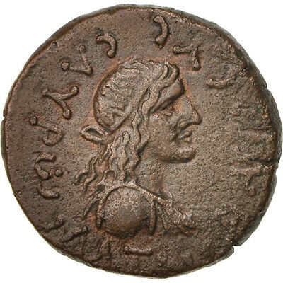 Bronze Unit Analytical Sauromates I 93-124 Ad #415733 Mbc Bronce