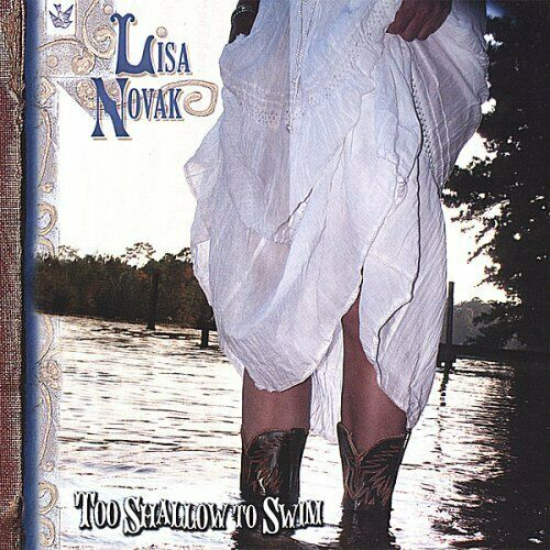 Lisa Novak-Too Shallow To Swim (US IMPORT) CD NEW