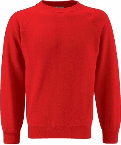 Skooleez School Uniform Kids Unisex Girls Boys Fleece Sweat Jumper Only UK
