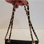 thumbnail 10 - Bebe Black Crossbody Purse Gold Hardware Handbag