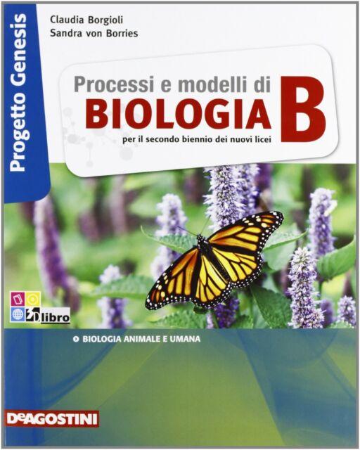 PROCESSI E MODELLI DI BIOLOGIA B