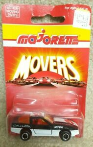 New-1990-Majorette-Movers-1-64-200-Series-215-Chevrolet-Chevy-Corvette-ZR-1