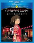 Spirited Away - Blu-ray Region 1