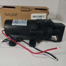 Baylite 80psi Dc12v 4l12gpm Min Diaphragm Water Pump Self Priming For Rv Boat