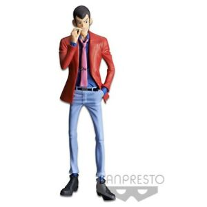 Box Broken - Figure Lupin With Cigarette 10 3/16in Master Stars Wow III 3 Part 5
