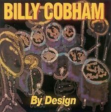 Billy Cobham By Design CD NEW SEALED 1998 Remastered Jazz
