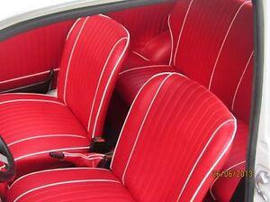 Dettagli Su Tappezzeria Completa Di Sedili Gia Montati Strutture Sedili Fiat 500