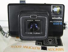 Vintage 1960's Minolta Autopak 600X 126 Film Camera