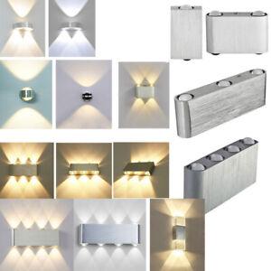 Details zu 3W-18W Dimmbar LED Wandleuchte Wandlampe Wand Lampe Schlafzimmer  Flurleuchte DHL
