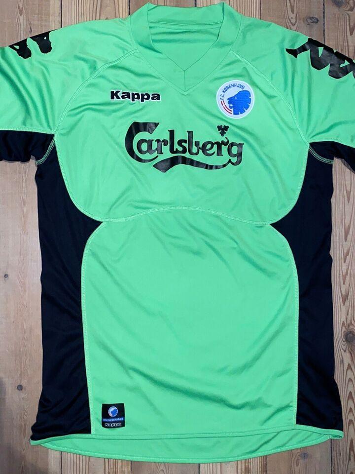 Fodboldtrøje, FCK, Kappa