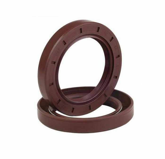 Select Size ID 125 - 270mm TC Double Lip Viton Oil Shaft Seal with Spring