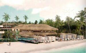 Condominio con alberca privada y club de playa