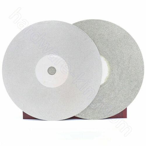 "8/"" 200 mm Schleifscheiben Grit 46-2000 Diamond Sandpaper for Jewelry Polishing"