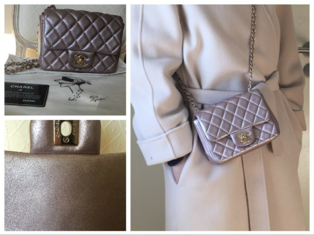 Crossbody, Chanel, kalveskind, Chanel Pearly iridescent…
