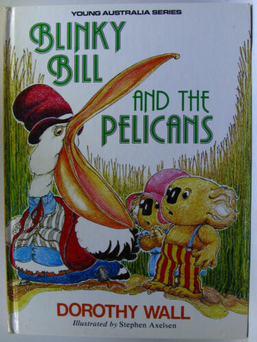 1 of 1 - #JJ26, Dorothy Wall BLINKY BILL AND THE PELICANS, HC GC