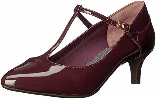 Rockport damen Total Motion Kalila T-Strap Dress Pump 7 M- Pick SZ Farbe.