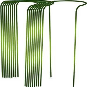 10x-Pflanzenstuetze-100-cm-hoch-Strauchstuetze-Busch-Staudenhalter-Staudenstuetze