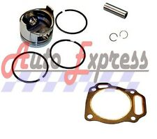 Honda GX200 6.5 hp PISTON &  RINGS & FREE HEAD GASKET