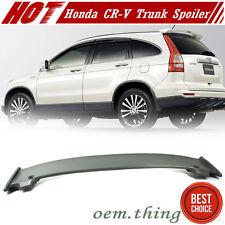 Painted Color For Honda CR-V 3rd SUV Mugen Rear Trunk Spoiler Wing EX-L 2011