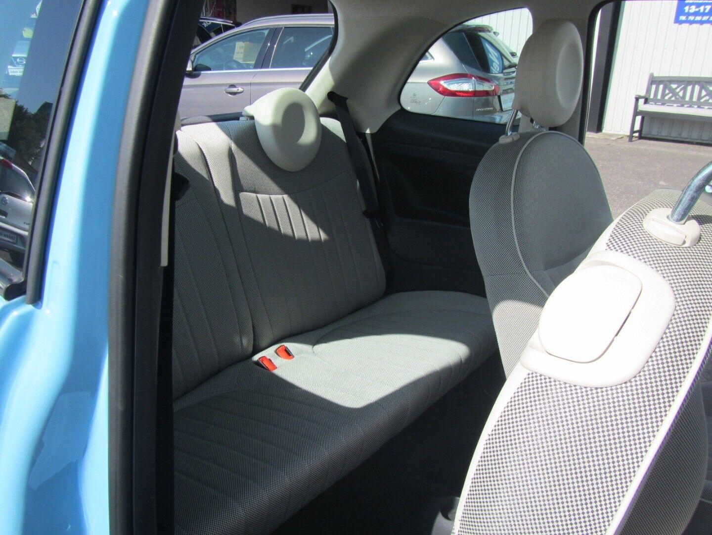 Fiat 500 0,9 TwinAir 85 Lounge