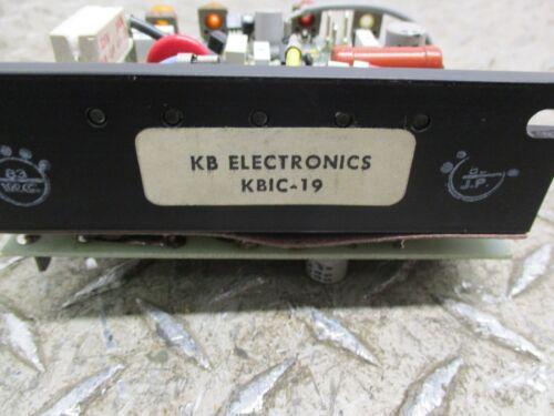KB Electronics KBIC-19