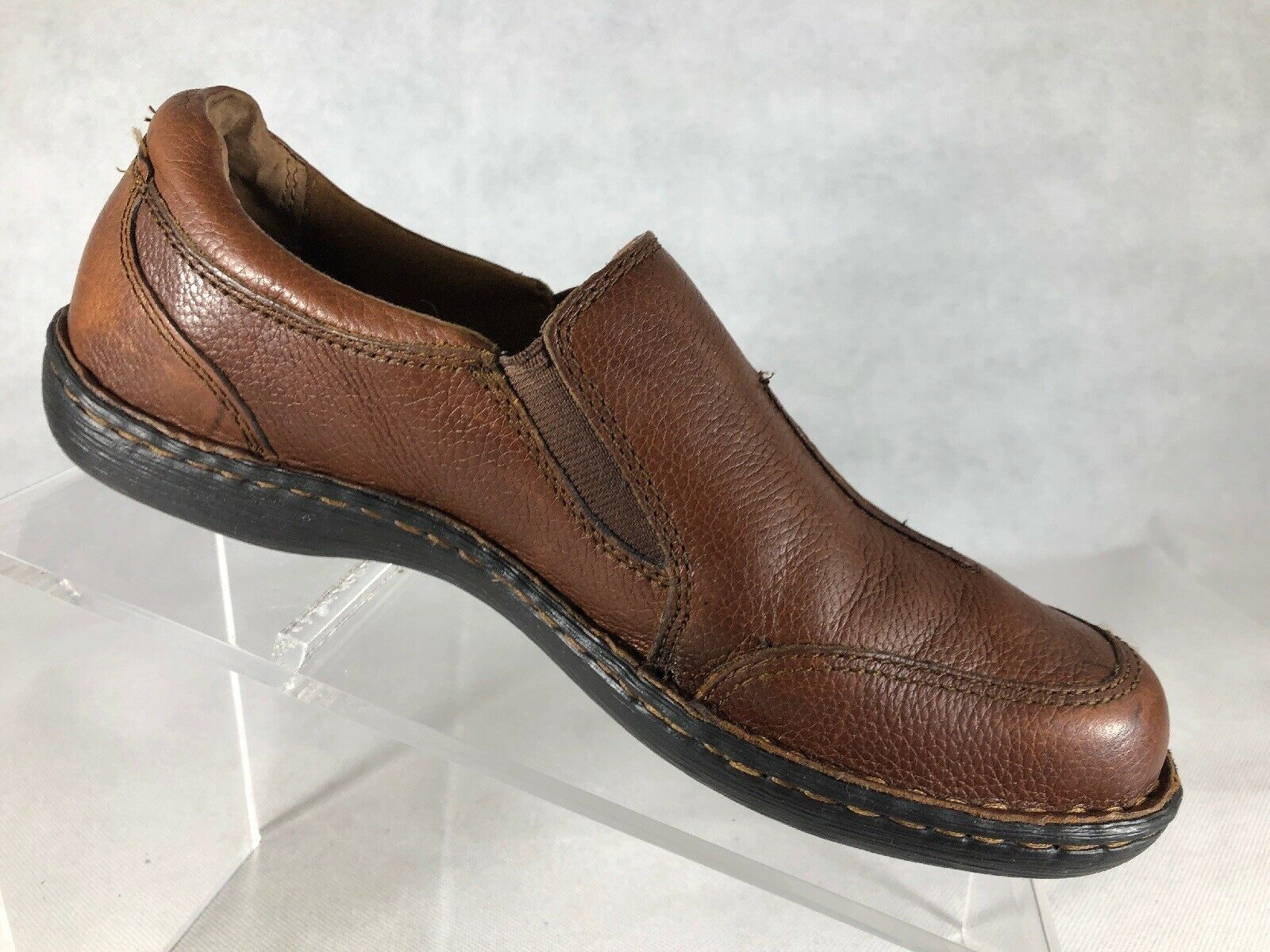 BOC damen's braun Leather Loafers Loafers Loafers 8 39 M. Sr8 9a55bd