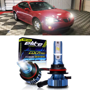 Image Is Loading Led Pro Conversion Kit Headlights Headlamps For Pontiac