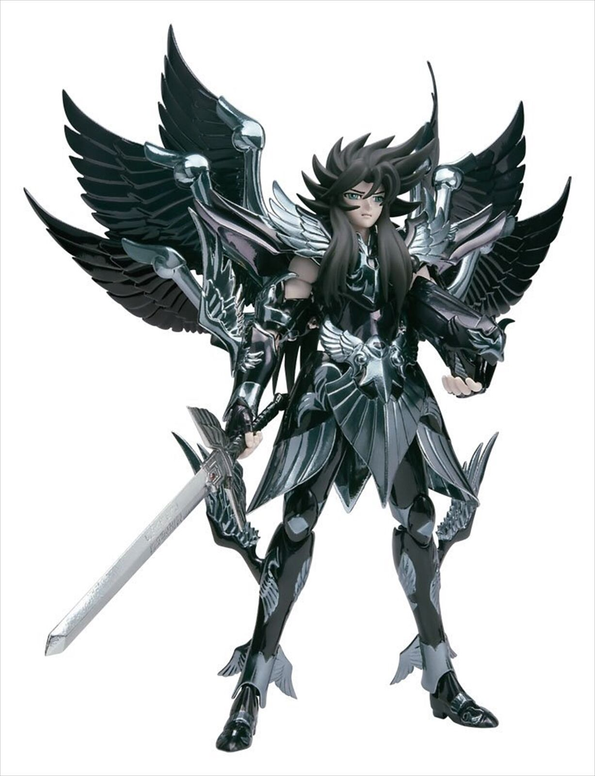 Bandai Saint Seiya Cloth Myth Hades Action Figure