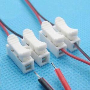 20pcs-Haute-Qualite-Bornier-Printemps-Connecteur-Rapide-Serre-cable-fil