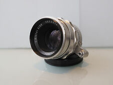 Carl Zeiss Jena Biotar f2 58mm EXA  NEX,GH4,Canon,Nikon,BMPCC,RED,ARRI