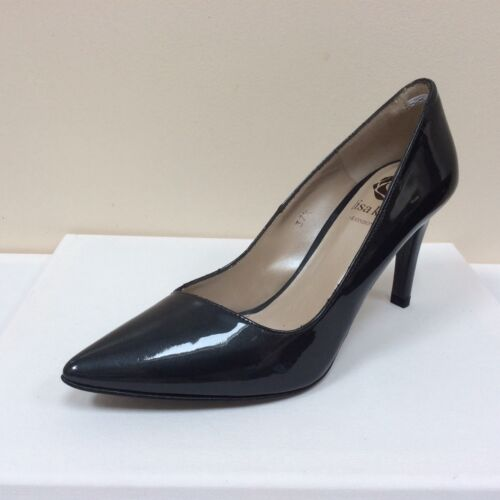 eu 7 Kay Marilyn Rrp Patent Bnwb £149 Uk Gunmetal Lisa 40 Courts Grey 48pnqpwH