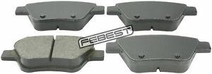 2301-5K1R-Genuine-Febest-PAD-KIT-DISC-BRAKE-REAR-5K0698451A