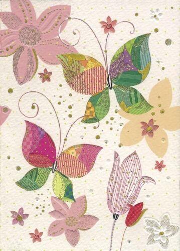 Motiv: Schmet. liniert Turnowsky Art Notizbuch Notebook mit Reliefdruck A6